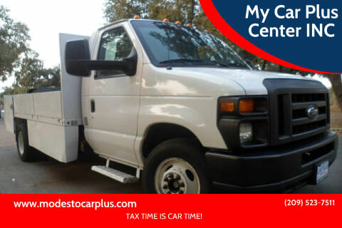 2011 Ford E-Series Chassis for sale at My Car Plus Center Inc in Modesto CA