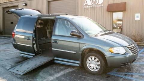 2006 Chrysler Town and Country for sale at A&J Mobility in Valders WI