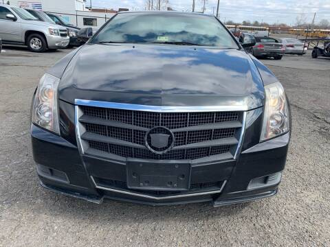 2011 Cadillac CTS for sale at A & R Motors in Richmond VA