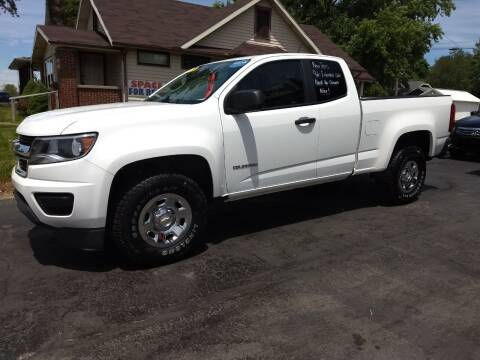 2015 Chevrolet Colorado for sale at Economy Motors in Muncie IN