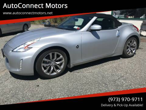 2014 Nissan 370Z for sale at AutoConnect Motors in Kenvil NJ