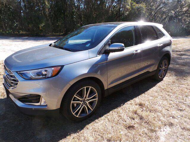 2020 Ford Edge for sale at TIMBERLAND FORD in Perry FL