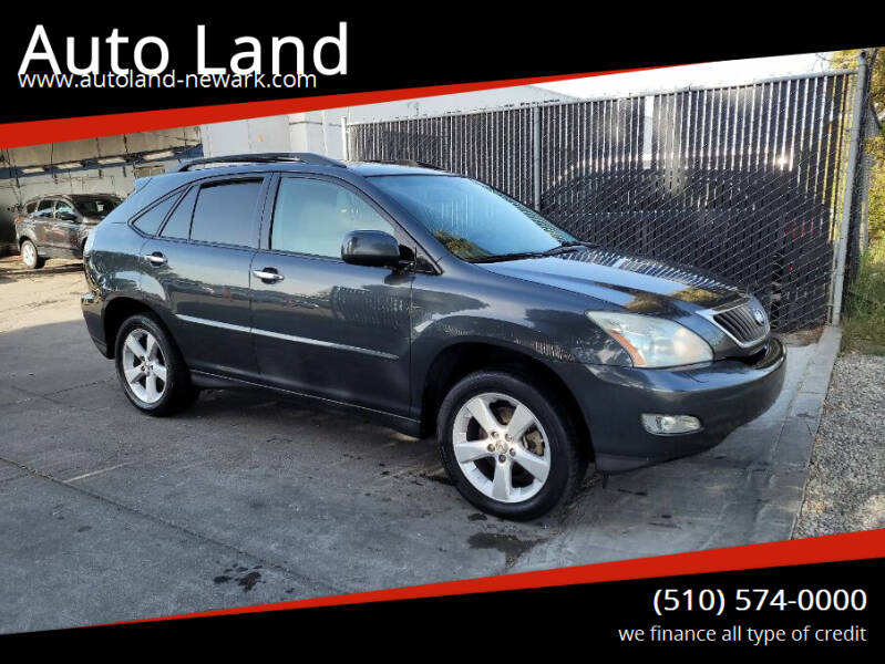 2008 Lexus RX 350 for sale at Auto Land in Newark CA