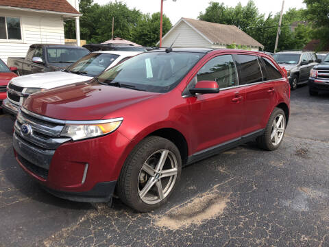 2013 Ford Edge for sale at Holiday Auto Sales in Grand Rapids MI
