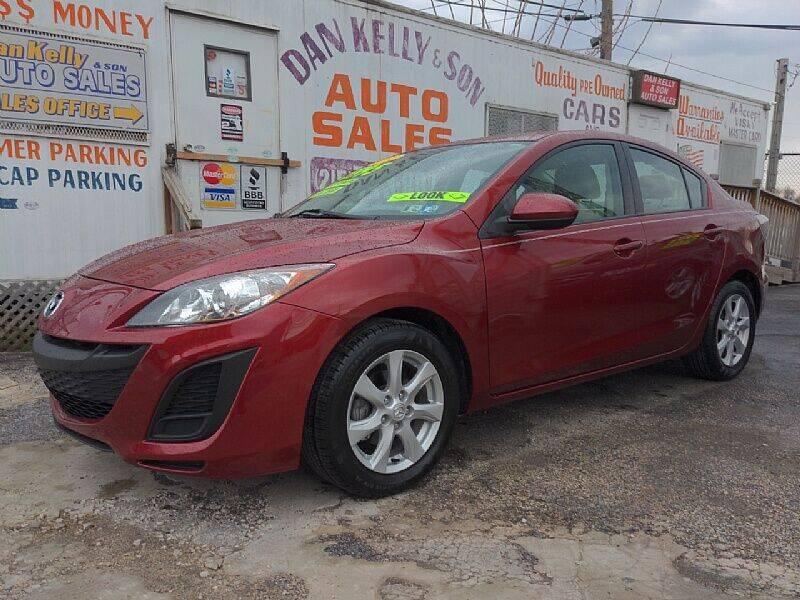 2010 Mazda MAZDA3 for sale at Dan Kelly & Son Auto Sales in Philadelphia PA