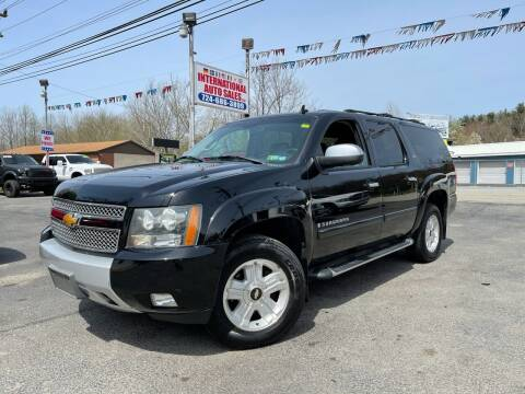2007 Chevrolet Suburban for sale at INTERNATIONAL AUTO SALES LLC in Latrobe PA