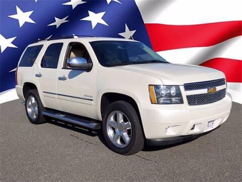 2014 Chevrolet Tahoe for sale at Gentilini Motors in Woodbine NJ