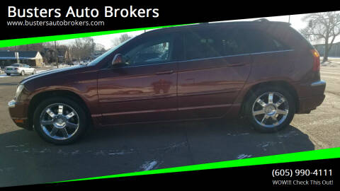 2007 Chrysler Pacifica for sale at Busters Auto Brokers in Mitchell SD