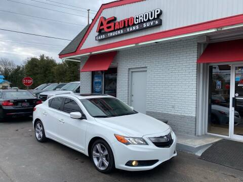 2013 Acura ILX for sale at AG AUTOGROUP in Vineland NJ