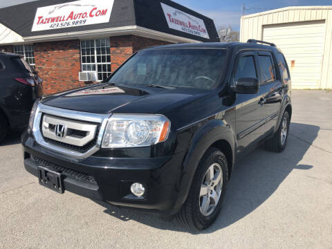 2011 Honda Pilot for sale at HarrogateAuto.com - tazewell auto.com in Tazewell TN