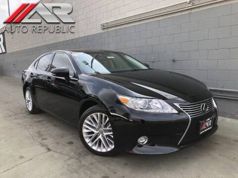 2014 Lexus ES 350 for sale at Auto Republic Fullerton in Fullerton CA