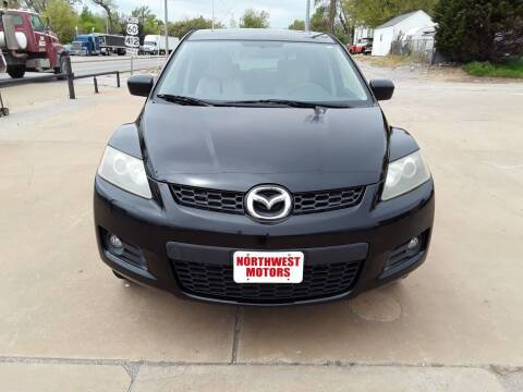 2007 Mazda CX-7 for sale at NORTHWEST MOTORS in Enid OK