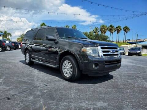 2013 Ford Expedition EL for sale at Select Autos Inc in Fort Pierce FL