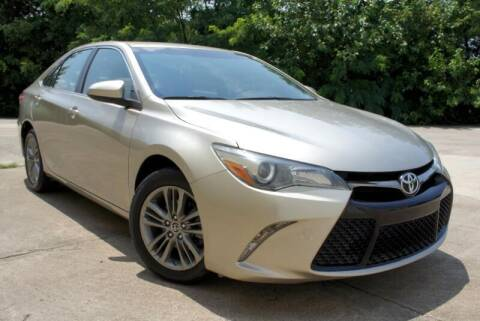 2016 Toyota Camry for sale at CU Carfinders in Norcross GA