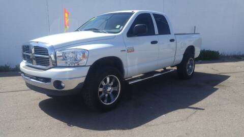 2008 Dodge Ram Pickup 2500 for sale at Advantage Auto Motorsports in Phoenix AZ