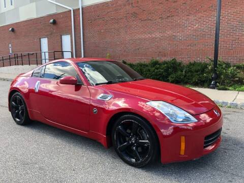 2006 Nissan 350Z for sale at Imports Auto Sales Inc. in Paterson NJ