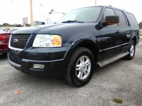 2004 Ford Expedition for sale at JacksonvilleMotorMall.com in Jacksonville FL