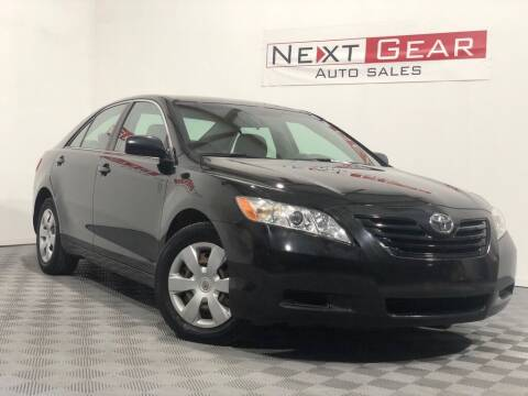 2008 Toyota Camry for sale at Next Gear Auto Sales in Westfield IN