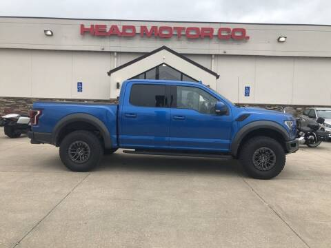 2020 Ford F-150 for sale at Head Motor Company - Head Indian Motorcycle in Columbia MO