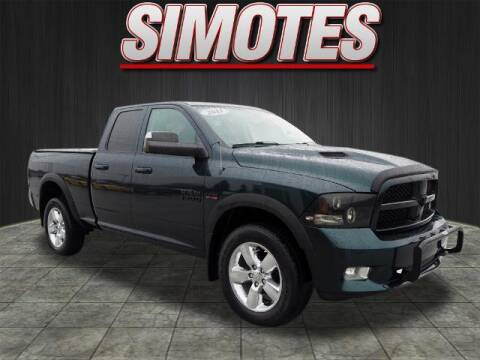 2011 RAM Ram Pickup 1500 for sale at SIMOTES MOTORS in Minooka IL