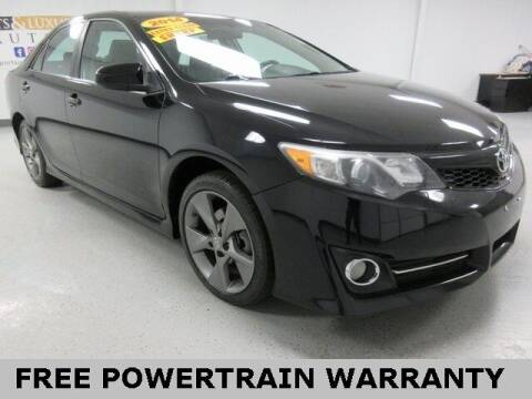 2014 Toyota Camry for sale at Sports & Luxury Auto in Blue Springs MO