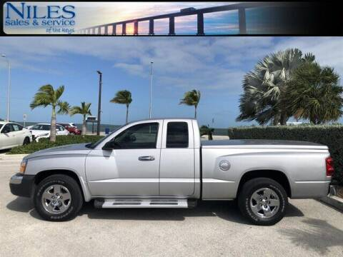 2005 Dodge Dakota for sale at Niles Sales and Service in Key West FL