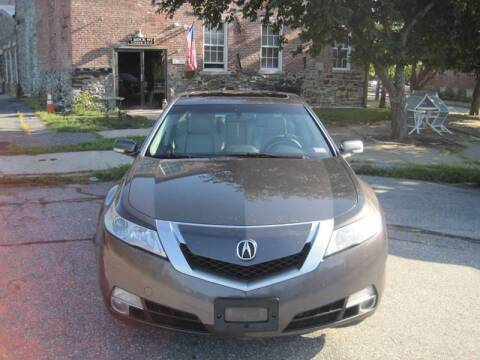 2009 Acura TL for sale at EBN Auto Sales in Lowell MA