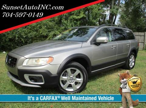 2008 Volvo XC70 for sale at Sunset Auto in Charlotte NC