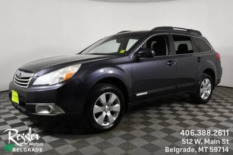 2012 Subaru Outback for sale at Danhof Motors in Manhattan MT
