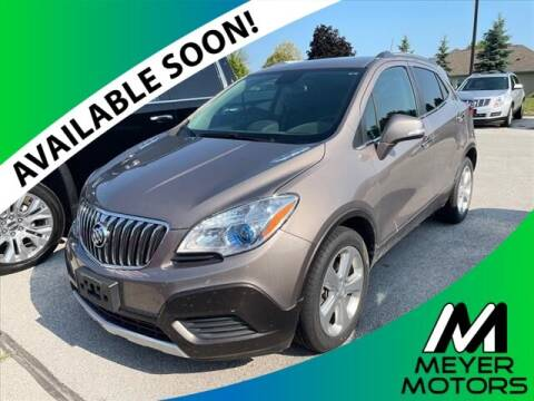 2015 Buick Encore for sale at Meyer Motors in Plymouth WI