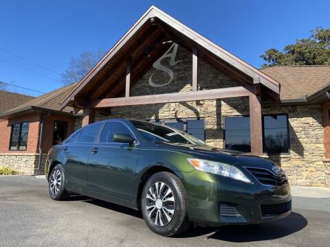 2011 Toyota Camry for sale at Auto Solutions in Maryville TN