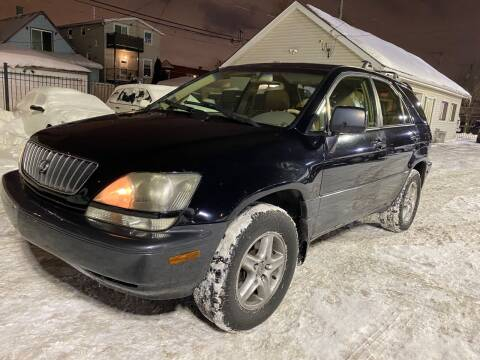 1999 Lexus RX 300 for sale at Western Star Auto Sales in Chicago IL
