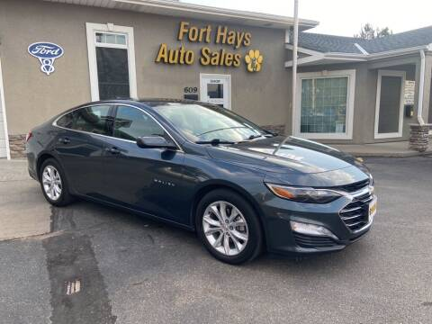 2020 Chevrolet Malibu for sale at Fort Hays Auto Sales in Hays KS