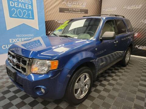 2008 Ford Escape for sale at X Drive Auto Sales Inc. in Dearborn Heights MI