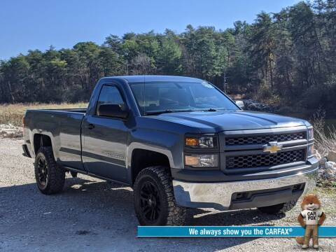 2014 Chevrolet Silverado 1500 for sale at Bob Walters Linton Motors in Linton IN