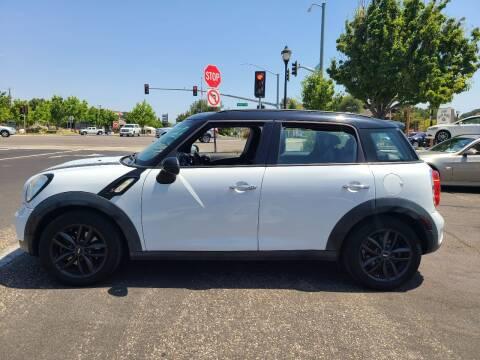 2012 MINI Cooper Countryman for sale at Coast Auto Sales in Buellton CA