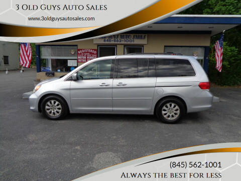 2010 Honda Odyssey for sale at 3 Old Guys Auto Sales in Newburgh NY