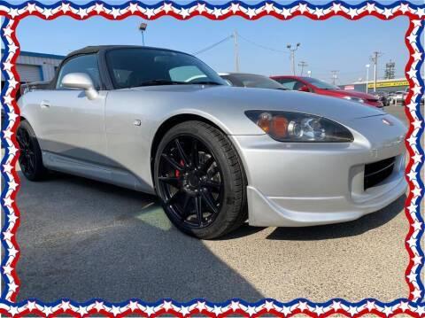 2006 Honda S2000 for sale at American Auto Depot in Modesto CA