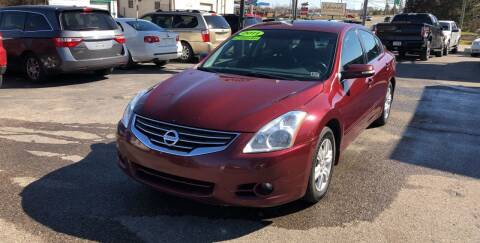 2012 Nissan Altima for sale at Kellis Auto Sales in Columbus OH