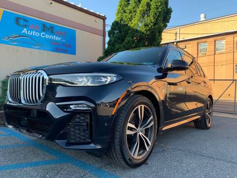 2019 BMW X7 for sale at Car Mart Auto Center II, LLC in Allentown PA