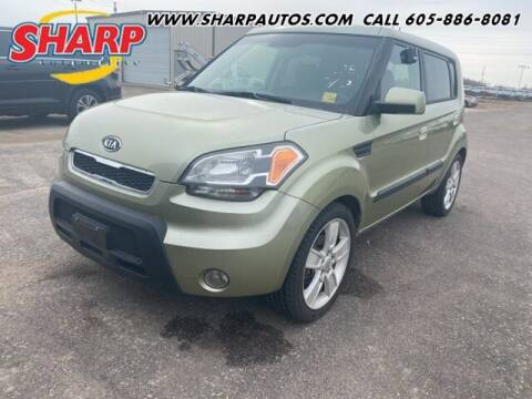 2010 Kia Soul for sale at Sharp Automotive in Watertown SD