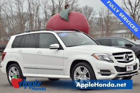 2015 Mercedes-Benz GLK for sale at APPLE HONDA in Riverhead NY