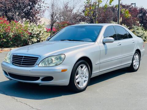 2006 Mercedes-Benz S-Class for sale at Silmi Auto Sales in Newark CA
