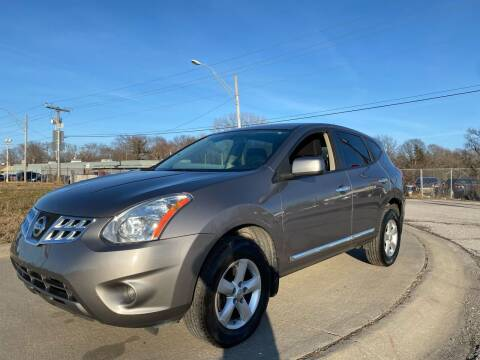 2013 Nissan Rogue for sale at Xtreme Auto Mart LLC in Kansas City MO