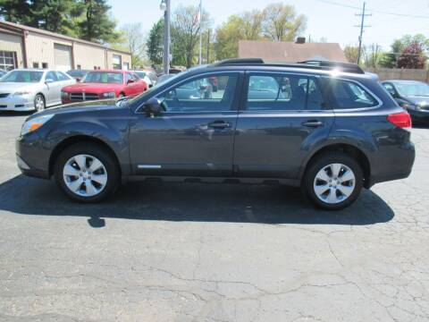 2012 Subaru Outback for sale at Home Street Auto Sales in Mishawaka IN