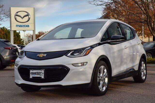 2019 Chevrolet Bolt EV for sale at COURTESY MAZDA in Longmont CO
