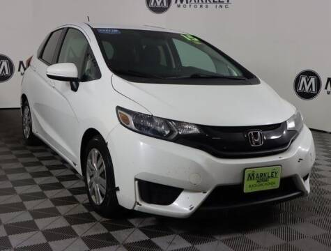 2015 Honda Fit for sale at Markley Motors in Fort Collins CO