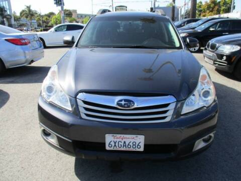2012 Subaru Outback for sale at Car House in San Mateo CA