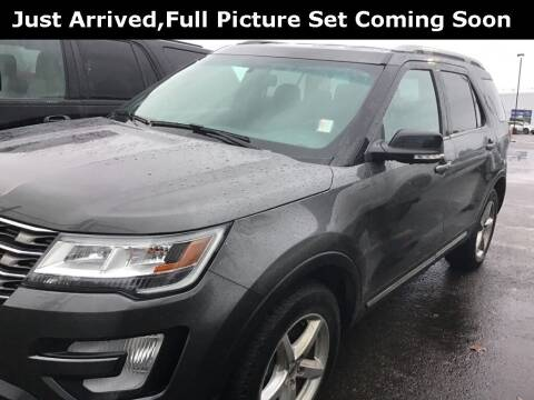 2016 Ford Explorer for sale at Royal Moore Custom Finance in Hillsboro OR