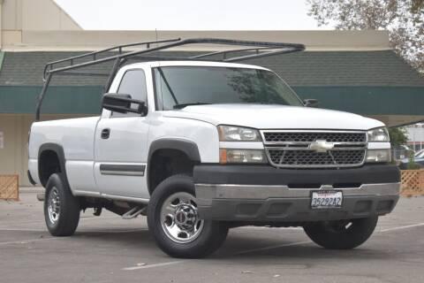 2005 Chevrolet Silverado 2500HD for sale at Mission City Auto in Goleta CA
